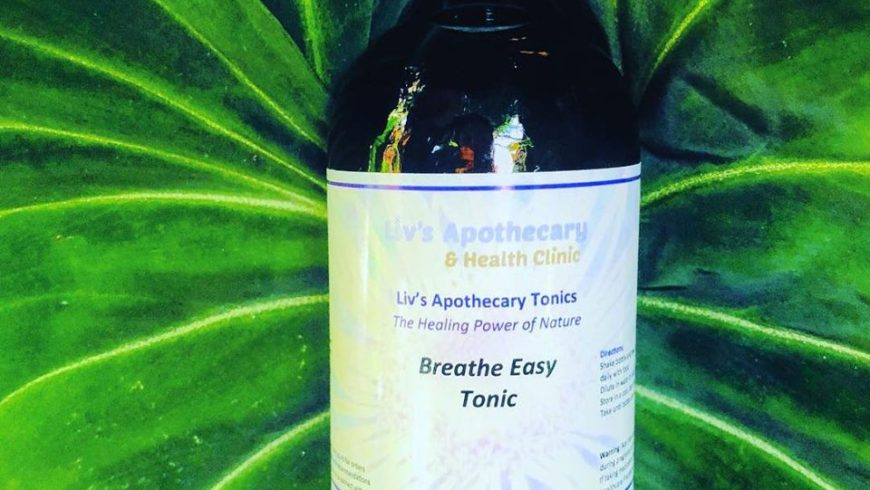 Breathe Easy Tonic