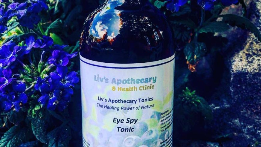 Eye Spy Tonic