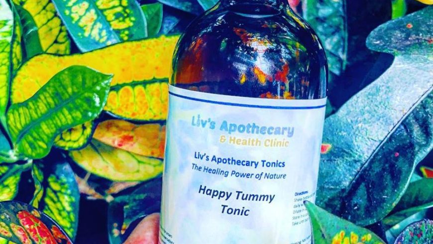 Happy Tummy Tonic