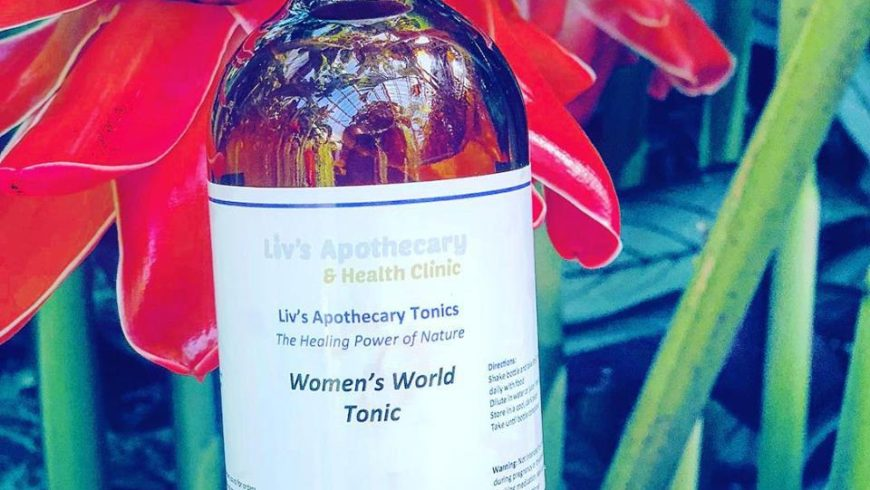 Women's World Tonic