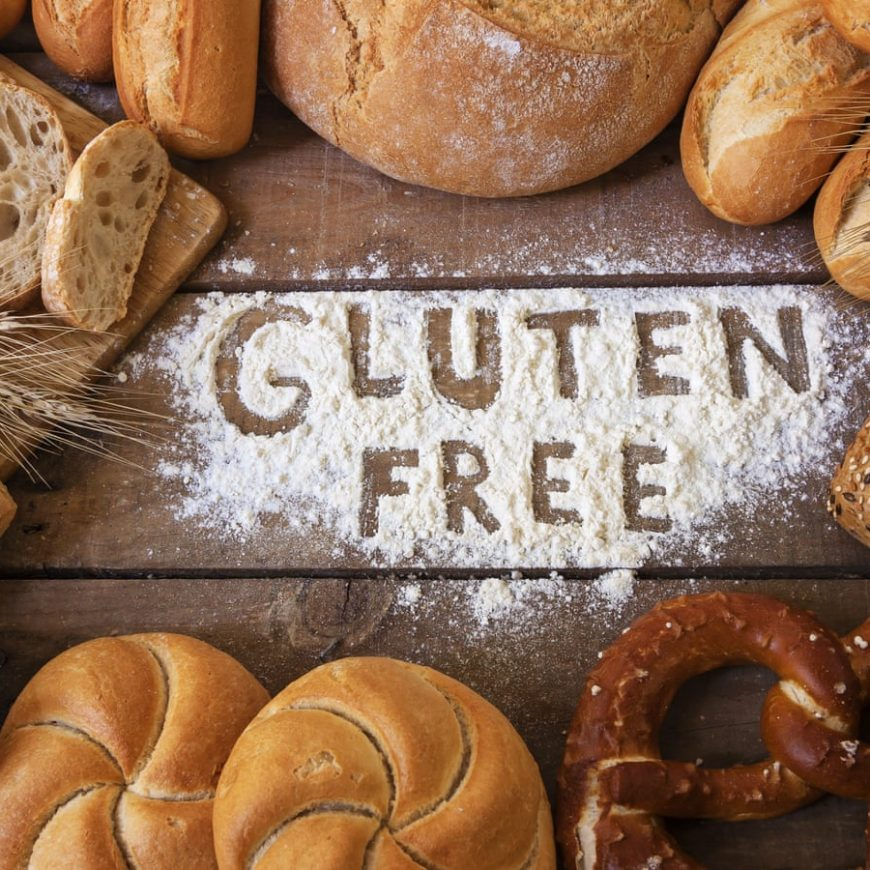 All About Gluten-Free