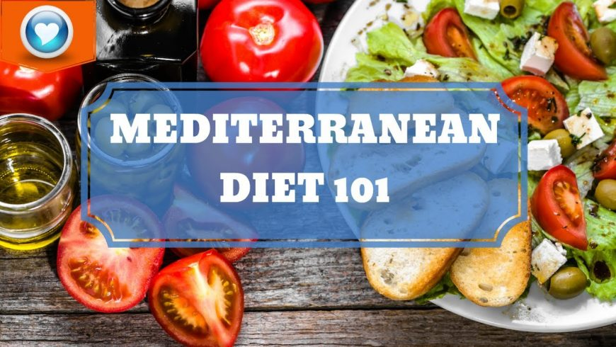 All About The Mediterranean Diet