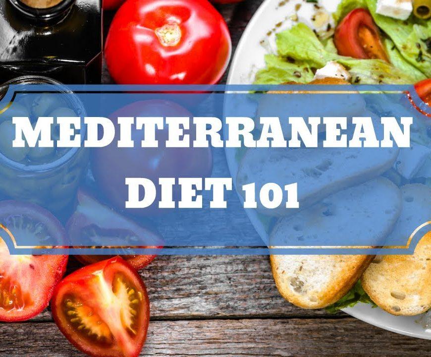 All About The Mediterranean Diet
