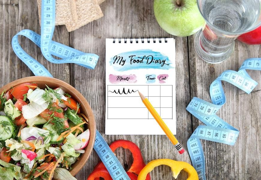 My Nutrition Mentor Diary