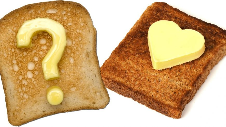 Butter or Margarine?